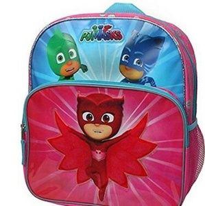 """Other - PJ Mask 14"""" backpack"""